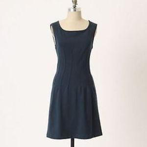 Anthropologie Deletta Curvy Shift Dress